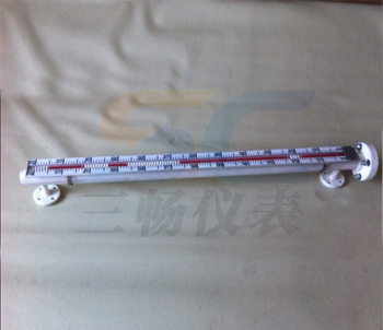 PP/PVC防腐磁翻板液位计