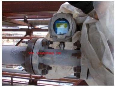 TM系列涡轮式流量计测量液氨