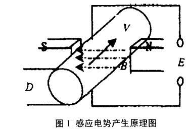 感应 电势产生原理图