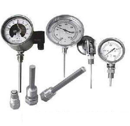 WSS-314双金属温度计