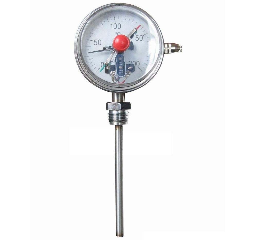WSSX-586电接点双金属温度计