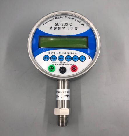 SC-6011精密数字压力表