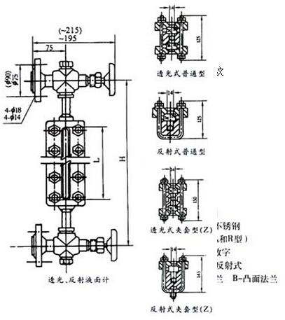 错流塔板内部结构图