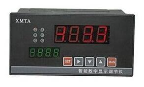XMTA智能数字温度显示调节仪
