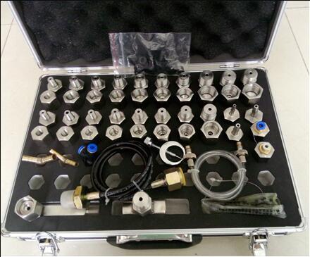 压力表转换对丝螺纹转接头变送器校验台泵源配件