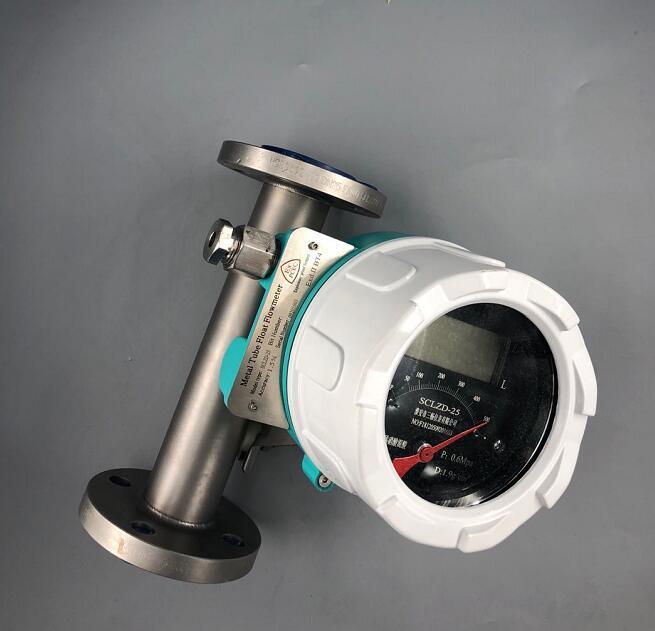 电远传型金属管浮子流量计